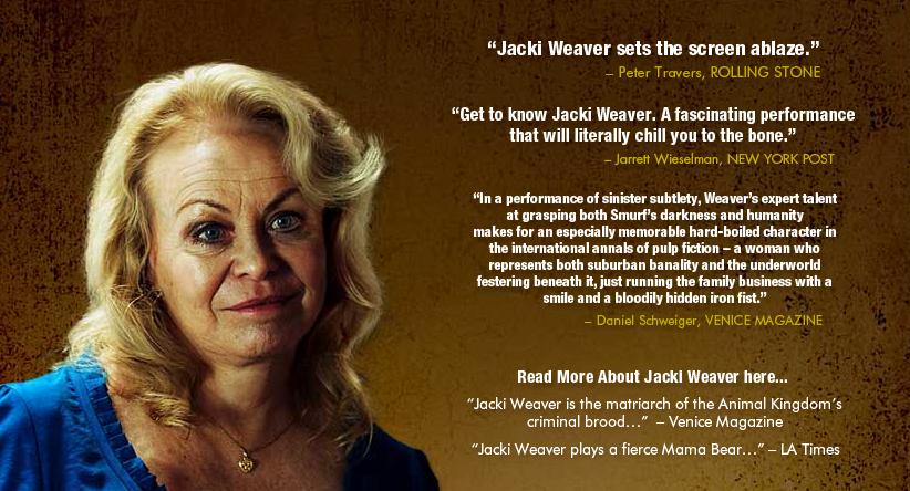jacki weaver stoker