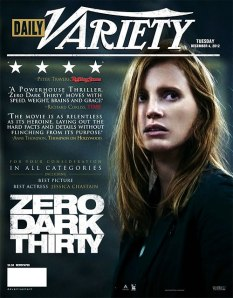 Zero Dark Thirty FYC