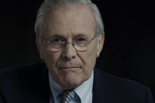 Rumsfeld in The Unknown Known