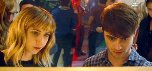 What If Daniel Radcliffe Zoe Kazan