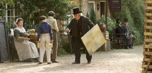 Timothy Spall as Mr. Turner