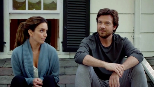 Tina Fey and Jason Bateman in This Is Where I Leave You