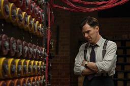Cumberbatch Turing Imitation Game