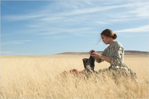 Hilary Swank The Homesman