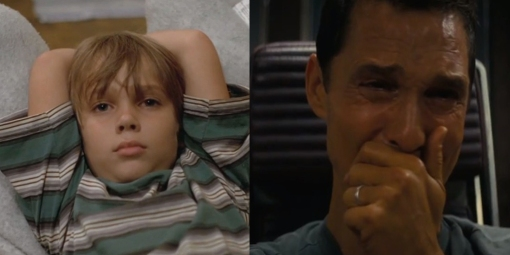 Boyhood and Interstellar