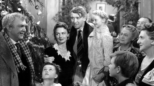 It's a Wonderful Life ending