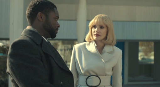 Jessica Chastain in A Most Violent Year
