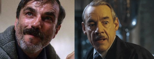 Daniel Day Lewis as Barty Crouch