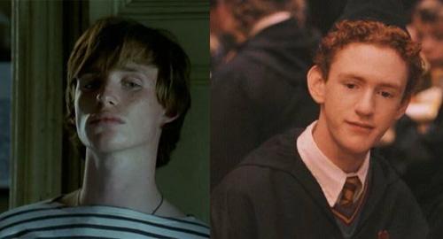 Eddie Redmayne as Percy Weasley