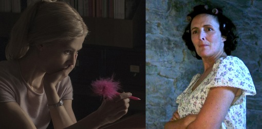 Rosamund Pike as Aunt Petunia