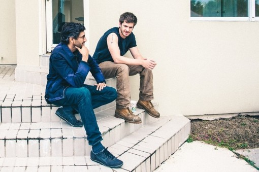 Ramin Bahrani and Andrew Garfield 99 Homes