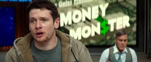 Jack O'Connell George Clooney Money Monster