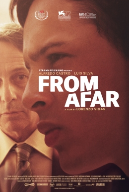 From Afar Desde Alla poster