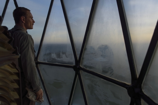 Michael Fassbender in The Light Between Oceans